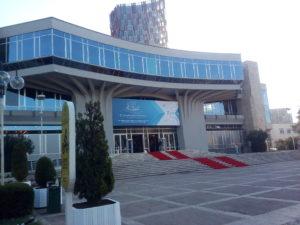 Palais des Congrès de Tirana